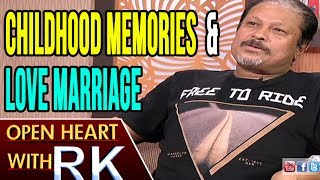 Director Jayanth C Paranjee About Childhood Memories And Love Marriage | Open Heart With RK