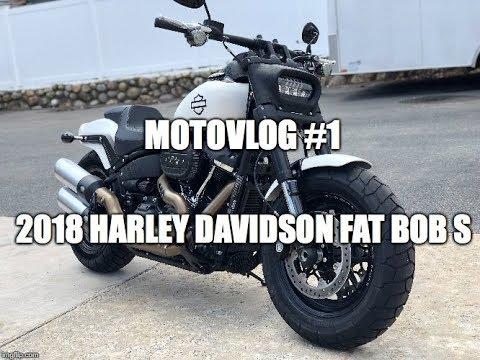 Download Lagu MotoVLOG #1,   My 2018 Fat Bob S. MP3