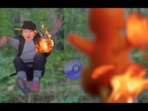 Pokemon Go The Movie (Fan Made)