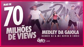 Medley da Gaiola - Dennis DJ & MC Kevin o Chris   FitDance TV (Coreografia) Dance Video