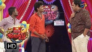Patas Prakash Performance – Extra Jabardsth - 9th September 2016– ETV  Telugu