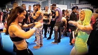 BodyPower 2014: Some Twat Knicked My Biscuits
