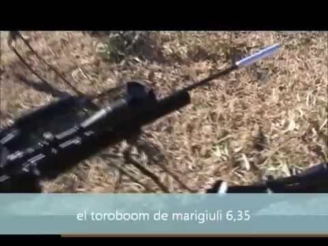 salida de caza con la banda de ac airgun hunting argentina vizcachas