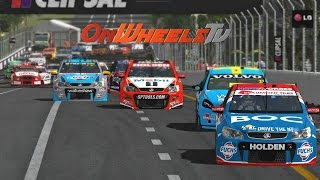 Review 65 - A proper V8 Supercars mod for rFactor 2