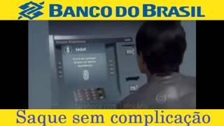 Banco do Brasil - saque sem complicação