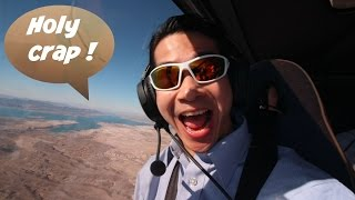 Las Vegas helicopter tour to the Grand Canyon for $250 !