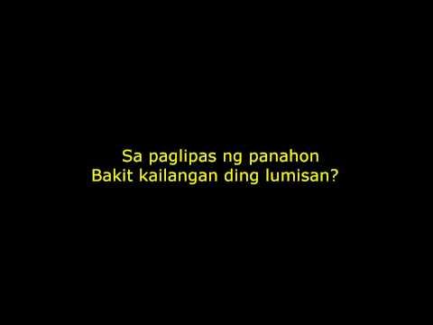 Kanlungan - Noel Cabangon (LYRICS) HD