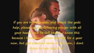 God Can Heal Your Broken Heart