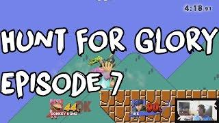 Hunt For Glory- Episode 7- THE RETURN ( Super Smash bros. Wii U)