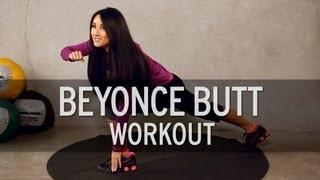 The Beyonce Butt Workout