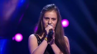 14-Year Old Jemina Sings Jessie J's Who You Are - Voice Kids