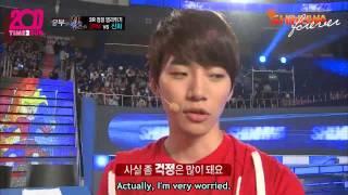[T2S x SF] 120902 God of Victory - 2PM vs Shinhwa Part 1 (eng subs) 5/5