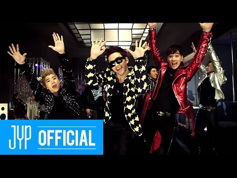 "2PM ""HANDS UP"" MV"