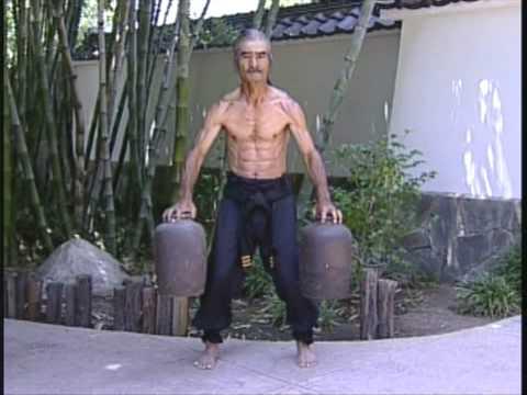Uechi ryu hand conditioning 2