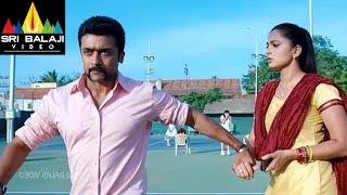 Singam (Yamudu 2) Telugu Full Movie Part 8/14   Suriya, Hansika, Anushka   Sri Balaji Video