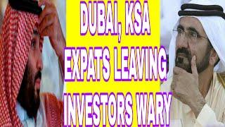 Dubai & Saudi Arabia in Crisis: