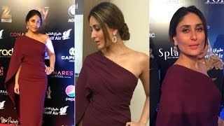 TOIFA Awards 2016 Red Carpet - Kareena Kapoor Hot
