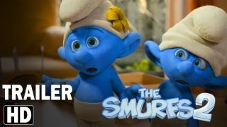 The Smurfs 2 - Trailer 2 - HD