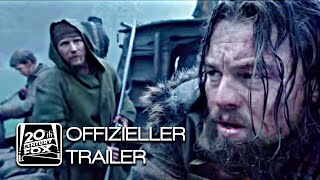 The Revenant - Der Rückkehrer   Trailer 2   Deutsch HD German (Alejandro G. Iñárritu)