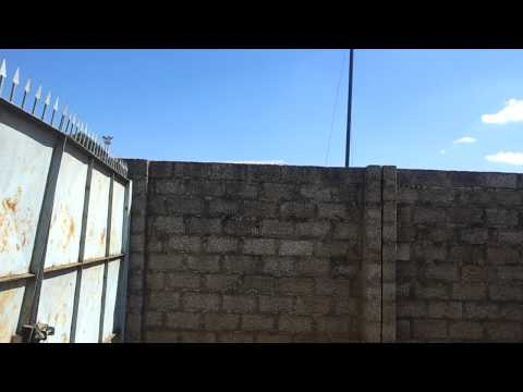 Zambia Police flag fail in Chaisa