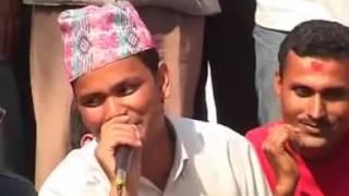 Kalo Kesma Rato Riban By Raju Pariyar Rita Thapa Live Dohori Uploading 2016