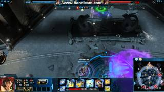 Infinite Crisis Gameplay Atomic Wonder Woman (part 1) Beta