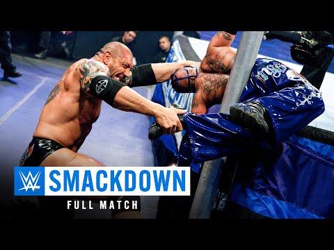 FULL-LENGTH MATCH - SmackDown - Rey Mysterio vs. Batista - Street Fight