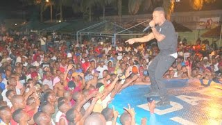 Tazama Full Shoo ya Nay wa Mitego 'Wapo Concert' Dar Live - Mbagala