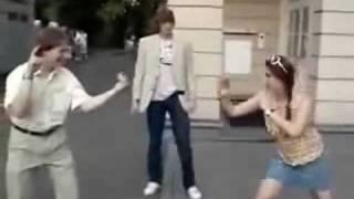 Karate Girl Fail - ياشين البنت لاسوت فيها بطله.avi