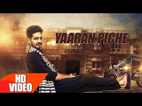 Yaaran Piche   Gurjazz   Jashan Nanarh   Latest Punjabi Song 2016   Speed Records