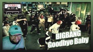 BIGBANG - Goodbye Baby M/V REACTION!!! #TakeMeBack