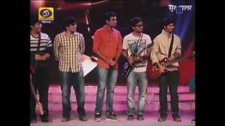 Karnpriya in Sur Sagar - Group Round | Tum Jo Mil Gaye Ho (Cover)