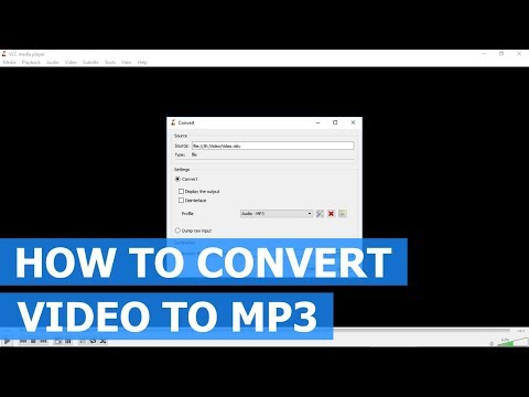 Xxx Mp4 How To Convert Video MP4 MKV AVI FLV To MP3 Using VLC Media Player 3gp Sex