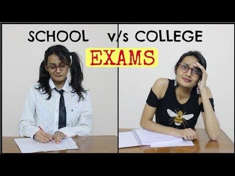 Xxx Mp4 EXAMS School Vs College 3gp Sex