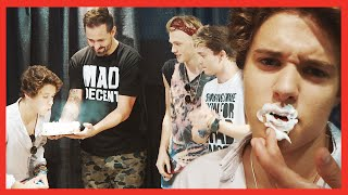 The Vamps - Brad's Birthday Surprise - The Vamps Takeover Ep 2