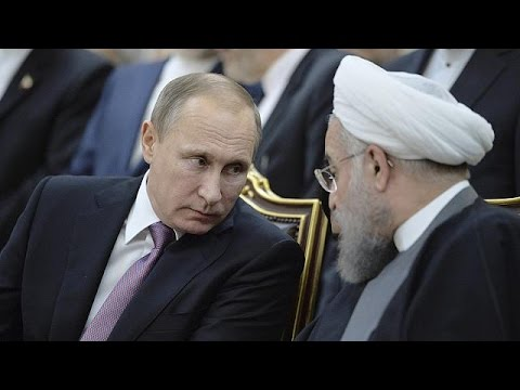 Why has Iran let Russia use