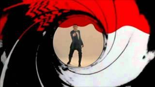 Sean Connery - James Bond GunBarrel Intro HD
