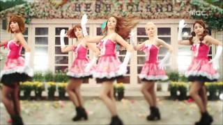 T-ARA - Sexy Love, 티아라 - 섹시 러브, Music Core 20120915