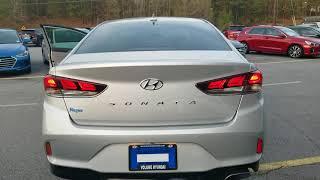 2018 Hyundai Sonata SEL   Spencer Hood  478.234.3432   Volume Hyundai