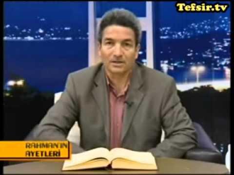 İbrahim  Suresi Kuran Tefsiri  11 - 17  Ayetler  Prof.Dr. Şadi Eren