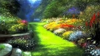 paisajes y flores