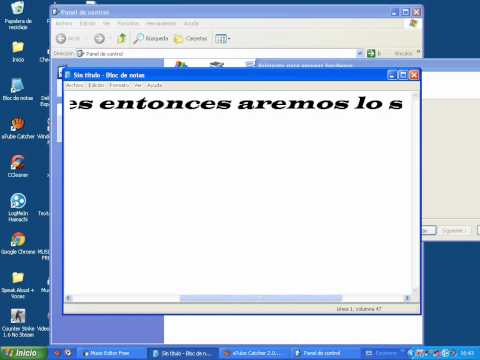 Como Devolver el sonido atu Windows XP VISTA o WINDOWS 7
