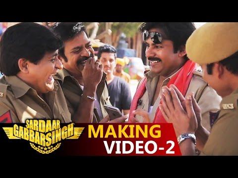 Xxx Mp4 Sardaar Gabbar Singh Making Video 2 Power Star Pawan Kalyan 3gp Sex