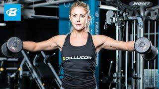 Strong Moves Upper-Body Workout   Alex Silver-Fagan
