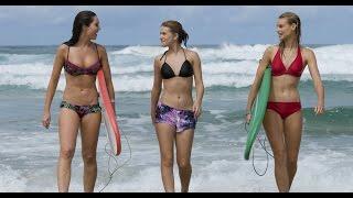 Alien Surfgirls - Trailer   deutsch/german