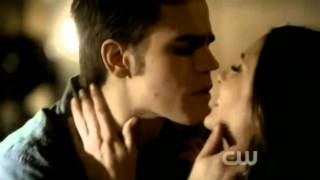 The Vampire Diaries_ Stefan & Elena Are Late For School