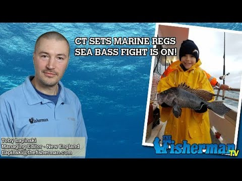 March 29, 2018 New England Fishing Report with Toby Lapinski