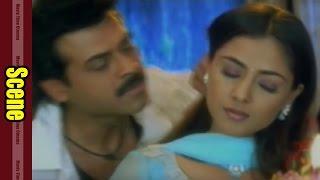Venkatesh & Simran  Scene || Prematho Raa Movie