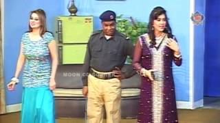 New Pakistani Stage Drama Mama Thakur Trailer Full Comedy Funny Play 2016