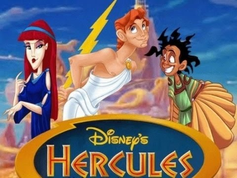 Disneys Hercules the animated series Doodle Dee Review